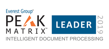 Компанія Everest Group назвала ABBYY лідером у своєму звіті Intelligent Document Processing Products PEAK Matrix™ Assessment 2019