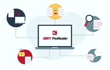ABBYY FineReader 15の紹介