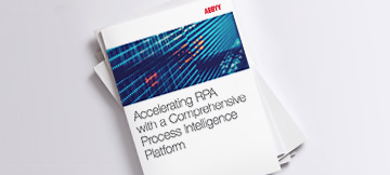 Process Intelligence in RPA White Paper