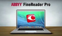 ABBYY FineReader Pro for Mac. Convert scans and PDFs with unmatched accuracy.