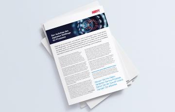 Der Aufstieg des digitalen Zwillings für Prozesse, broschüre