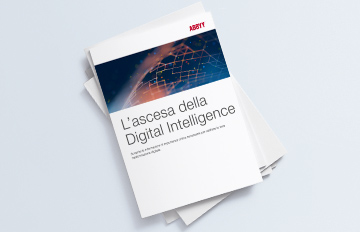 "logo whitepaper di ABBYY ""L'ascesa della Digital Intelligence"""