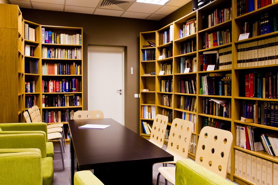 Переговорная «Библиотека»